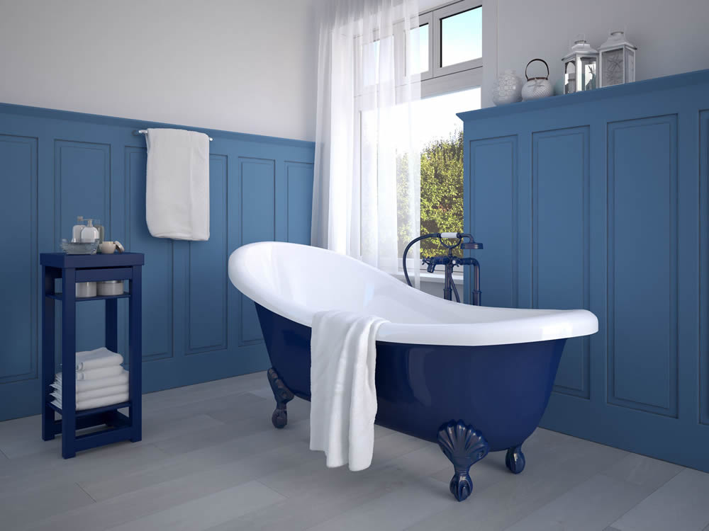 Bathroom Joinery Refinishing By Surface Painters