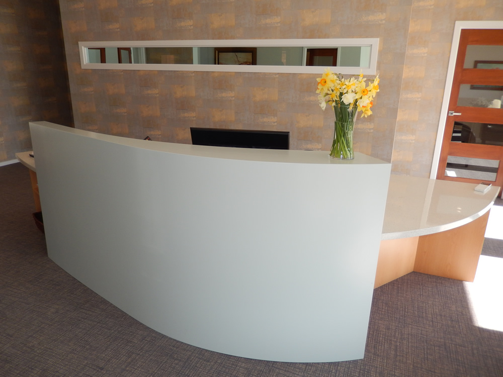 Commercial Interior Spray Painting By Surface Painters